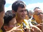 Ao votar em Campina Grande, Romero diz estar confiante e sereno