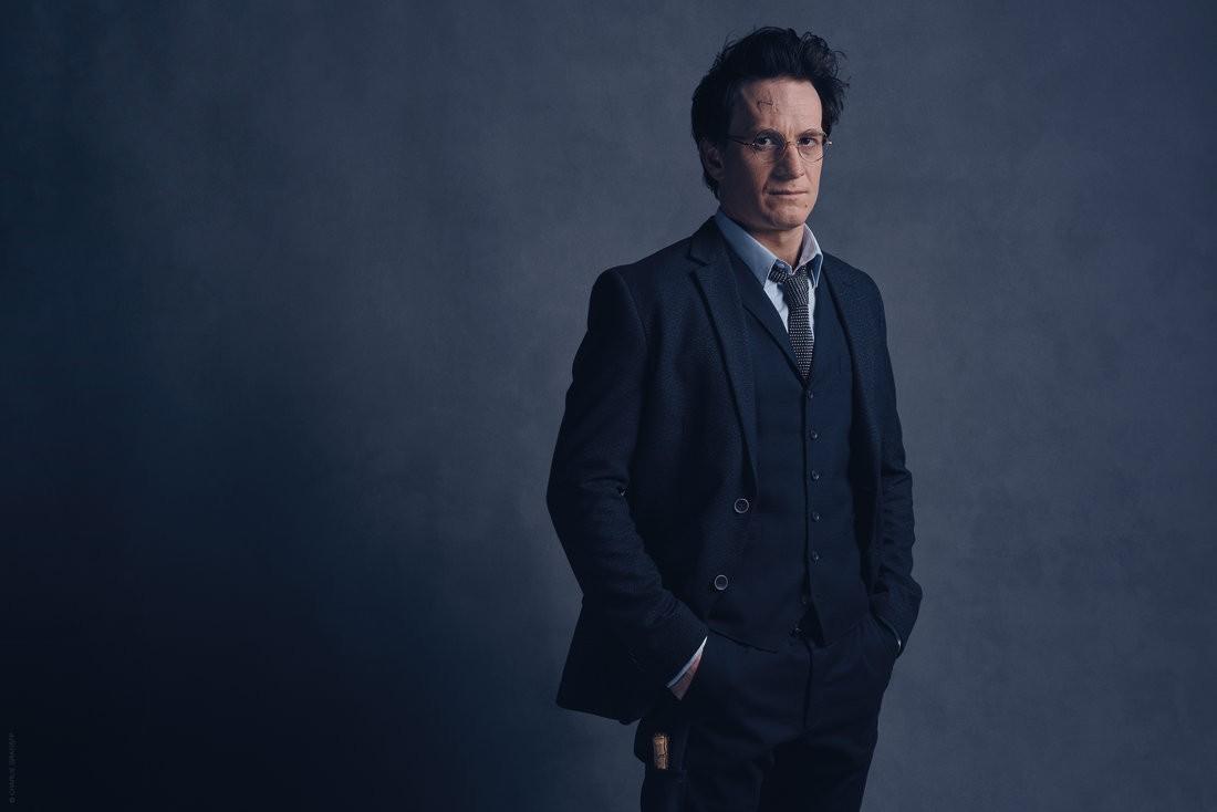 Jamie Parker como Harry Potter (Foto: Divulgação)