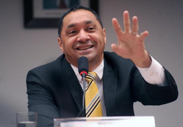 O deputado federal Tiririca (Foto: Beto Oliveira/Agência Câmara)