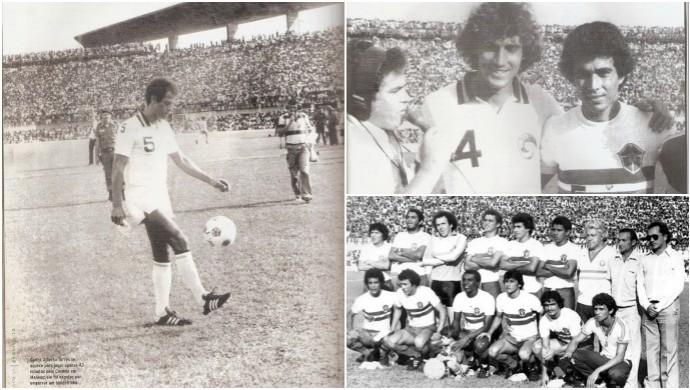 Fast Clube e Cosmos (Foto: Blog do Futebol Amazonense)