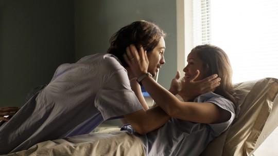Última semana: Nicolau e Luana descobrem sexo do bebê