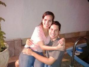 Casal estava junto há 7 anos e iria casar (Foto: Leandro Nascimento Farias / Arquivo pessoal)