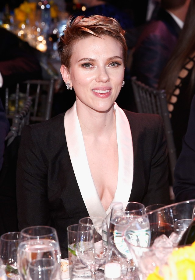 Scarlett Johansson (Foto: Getty Images for Harry Winston)