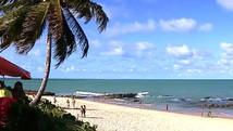 Turistas aprovam praias da Paraíba (Reprodução/TV Cabo Branco)