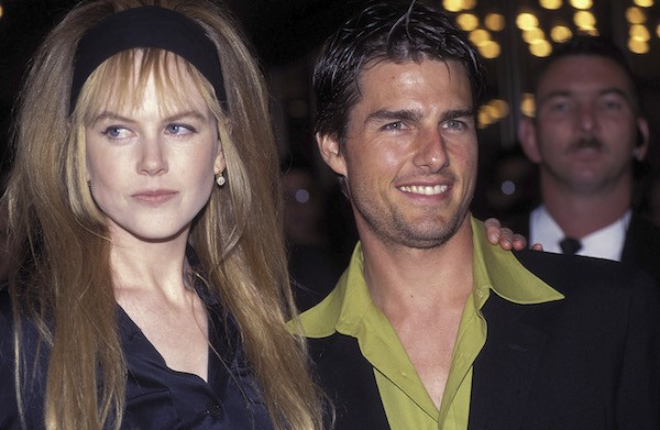 Nicole Kidman e o ex-marido Tom Cruise (Foto: Getty)