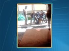Policiamento em escola estadual é intensificado após confronto