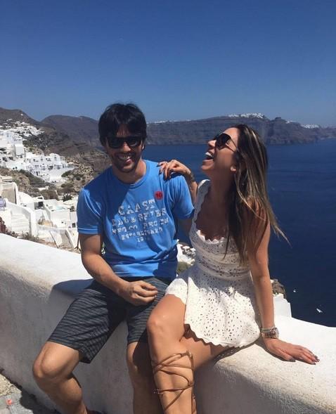 Patrícia Abravanel e o marido, Fábio Faria (Foto: Reprodução)
