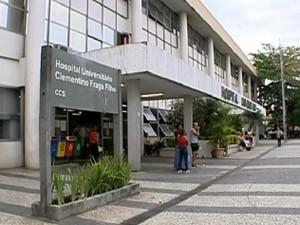 Hospital do Fundão (Foto: Reprodução TV Globo)