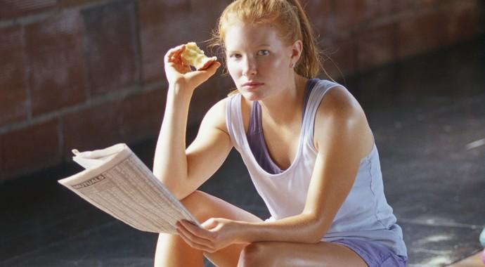 euatleta coluna nutrição treino x alimentação (Foto: Getty Images)