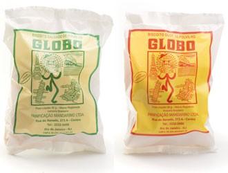 Biscoito Globo começou a ser vendido nas unidades do Grupo St Marche (Foto: Divulgação)