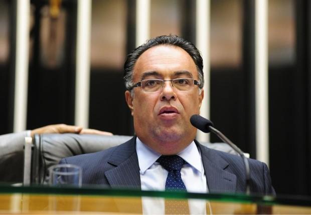 O ex-deputado André Vargas (PT-PR) (Foto: Agência Câmara)
