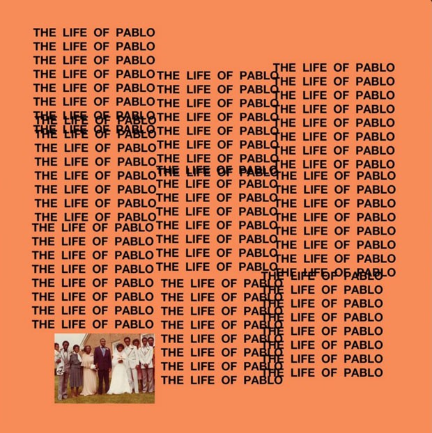 'The Life of Pablo', disco de Kanye West (Foto: Divulgação/Kanye West)
