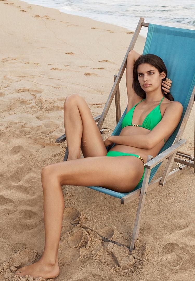 Sara Sampaio (Foto: Reprodução)
