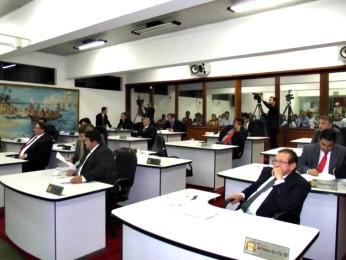 Vereadores aprovaram projeto na semana passada (Foto: Secom/ Câmara de Várzea Grande (MT))