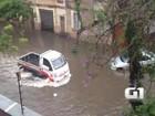 Municípios do RS registram mais de 100 mm de chuva nesta segunda