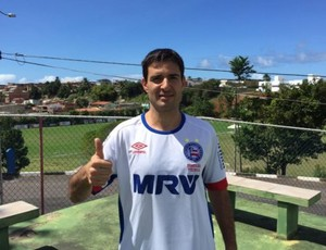Diego Cerri, novo gerente de futebol do Bahia (Foto: Divulgação / EC Bahia)