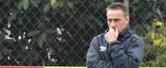 Paulo Bento deve manter mesmo time que venceu o Botafogo em Brasília (Foto: Mauricio Paulucci)