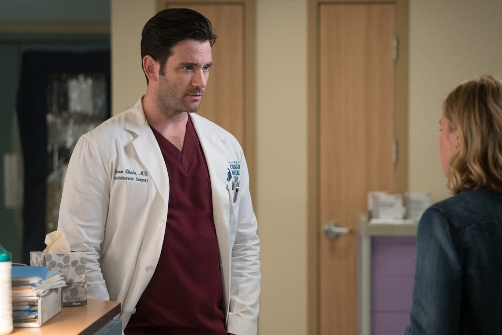 """Win Loss"" (2Ep2T) (Foto: Chicago Med - Universal Channel)"