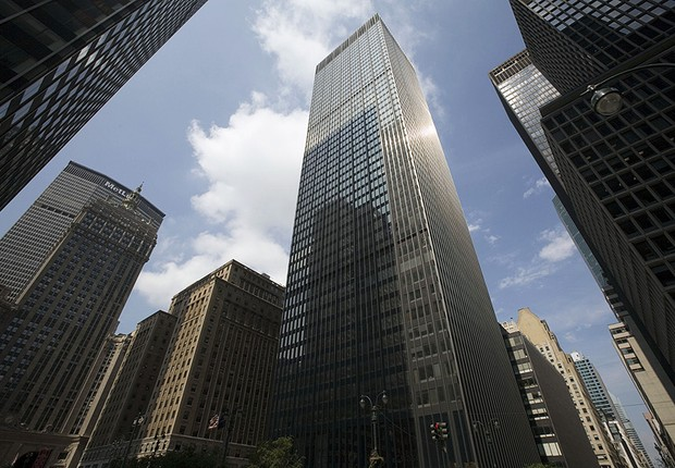 Sede do banco JPMorgan em Nova York (Foto: Getty Images)