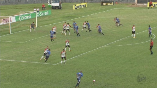 São Carlos perde para o Paulista e é eliminado da Copinha