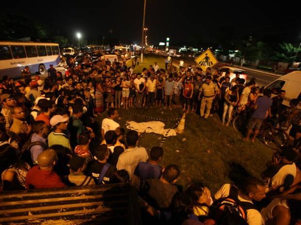 Universitária morre ao ser atropelada em faixa de pedestres no Pará (Foto: Antônio Silva/O Liberal)