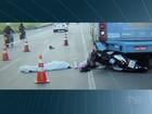 Jovem de 19 anos morre em acidente de moto na GO-060, em Trindade