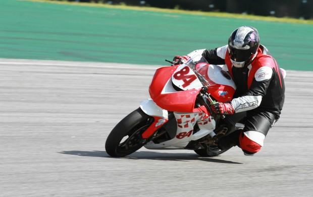 Cristiano Ferreira moto (Foto: Divulgação)