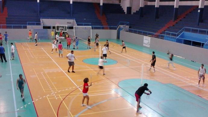 Federação de badminton inicia inscrições para Campeonato Estadual (Foto: Divulgação/FEBAP)