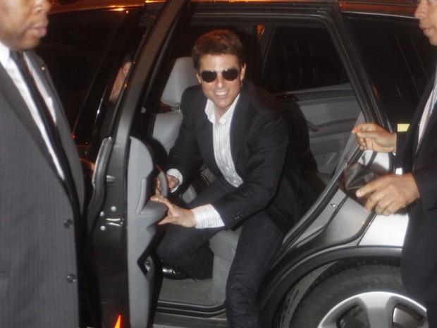 Tom Cruise (Foto: Marcos Ferreira / Foto Rio News)