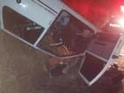 Motorista embriagado atinge dois carros na rodovia em Ourinhos