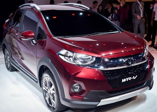 Auto Esporte - Honda WR-V chega em março e terá motor 1.5 de 116 cavalos