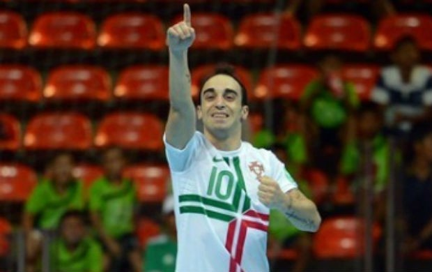 Portugal Ricardinho futsal (Foto: Getty Images/Fifa)