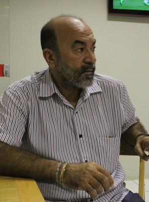 Cesarino Oliveira (Foto: Antônio Fontes)