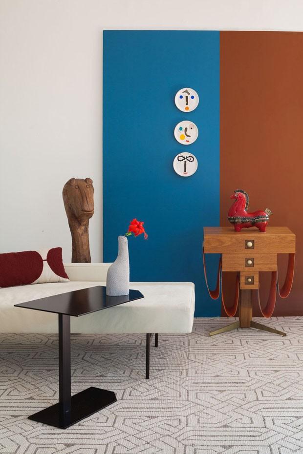 Picasso: três decorações inspiradas no artista espanhol (Foto: Gui Gomes)