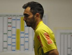 Eduardo, novo lateral do América-MG (Foto: Divulgação/AFC)