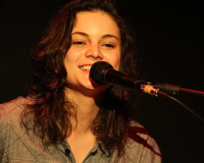 Cibelle promete cantar com o coração na próxima etapa do Iluminados do Domingão (Foto: Arquivo pessoal)