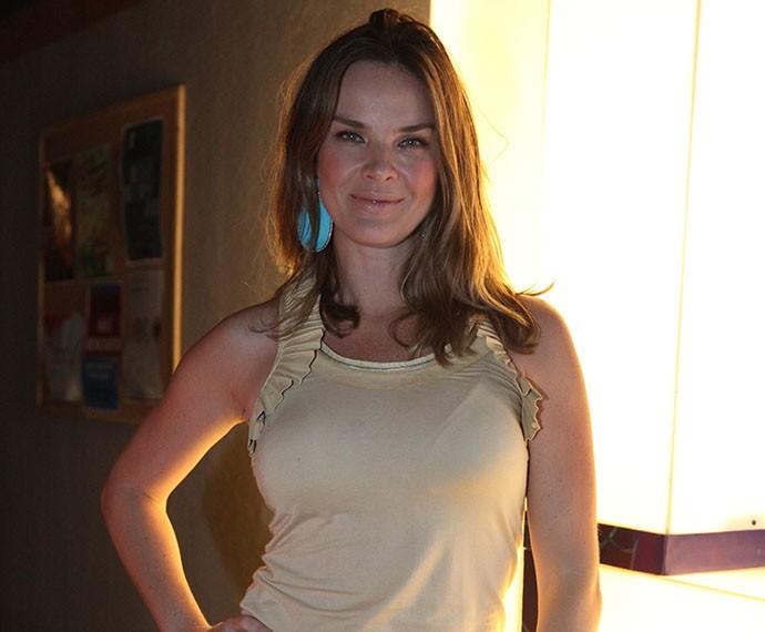 Letícia Birkheuer interpreta Monique na história de Emanuel Jacobina (Foto: Fabiano Battaglin / Gshow)