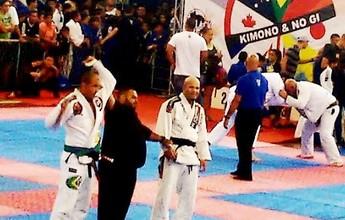 Eliechiton Leopoldo, 'Liu', carimba vaga para Europeu de Jiu-Jitsu