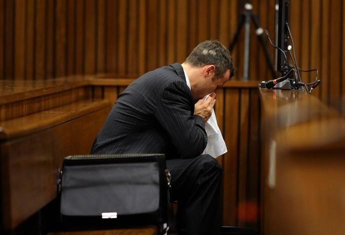 Julgamento de Oscar Pistorius (Foto: REUTERS)