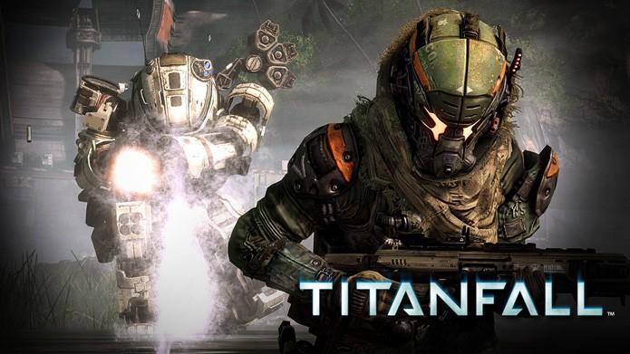 Controle soldados e robôs gigantes em Titanfall (Foto: Divulgação/EA)