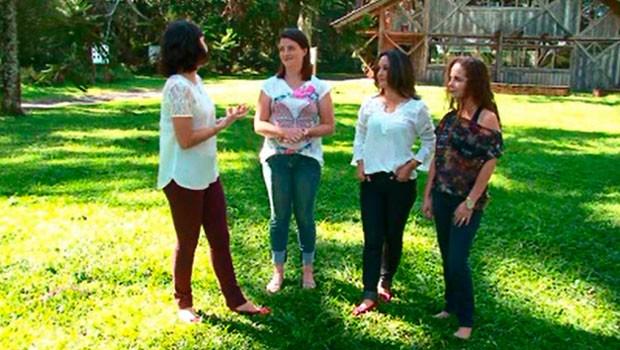 Painel RPC mostra a luta de mulheres para enfrentar a perda dos fllhos (Foto: Reprodução/ RPC)