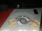 Dupla é detida por tráfico de drogas na Vila Mariana em Aparecida, SP