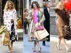 Veja as tendências lançadas por famosas como Kate Moss, Sarah Jessica Parker e as gêmeas Olsen