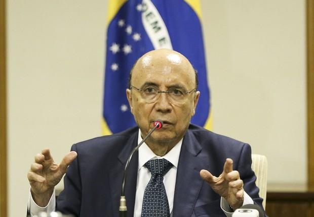 O ministro da Fazenda, Henrique Meirelles (Foto: Marcelo Camargo/Agência Brasil)