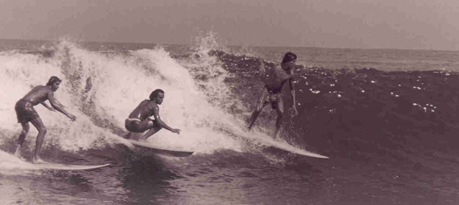 Lendas do Surf