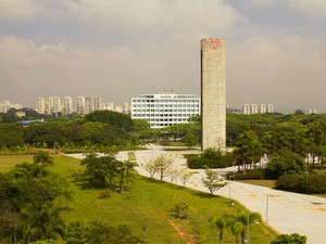 Guarda da Cidade Universitária da USP tem um efetivo de 55 pessoas na área operacional (Foto: Divulgação/Marcos Santos/USP Imagens)