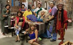 O elenco da segunda temporada de Xilindró