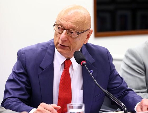 O deputado Esperidião Amin (PP-SC) (Foto: Antonio Augusto / Câmara dos Deputados)
