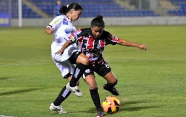 Caucaia vence o Botafogo-PB por 2 a 0 pelo Campeonato Brasileiro Feminino (Foto: Ronaldo Déber / Divulgação - Botafogo-PB)