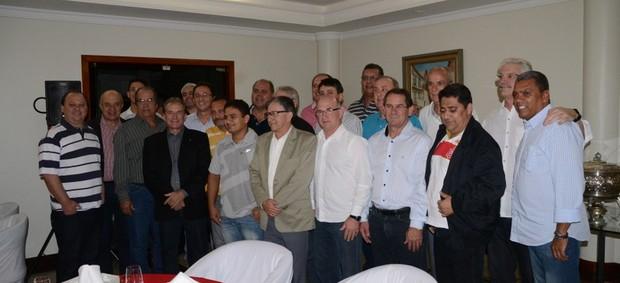 Lançamento JABs Criciúma (Foto: Lucas Sabino / Prefeitura de Criciúma)